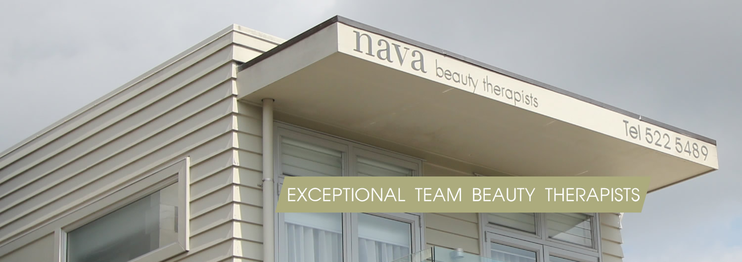 exceptional team of highly trained beauty therapists